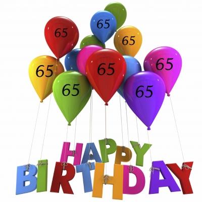 afbeelding 65 jaar 418_418_ballonnen kleur goed verjaardag 65 jaar | Vif Hilversum afbeelding 65 jaar